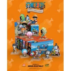 One Piece - Hidden Dissectibles Series Two by IPXTAR & Mighty Jaxx Studio