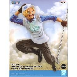 One Piece Magazine Figure - Sabo - Yume no Ichimai (Bandai Spirits)