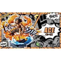 Champion Studio - Portgas D Ace Manga Dimensions