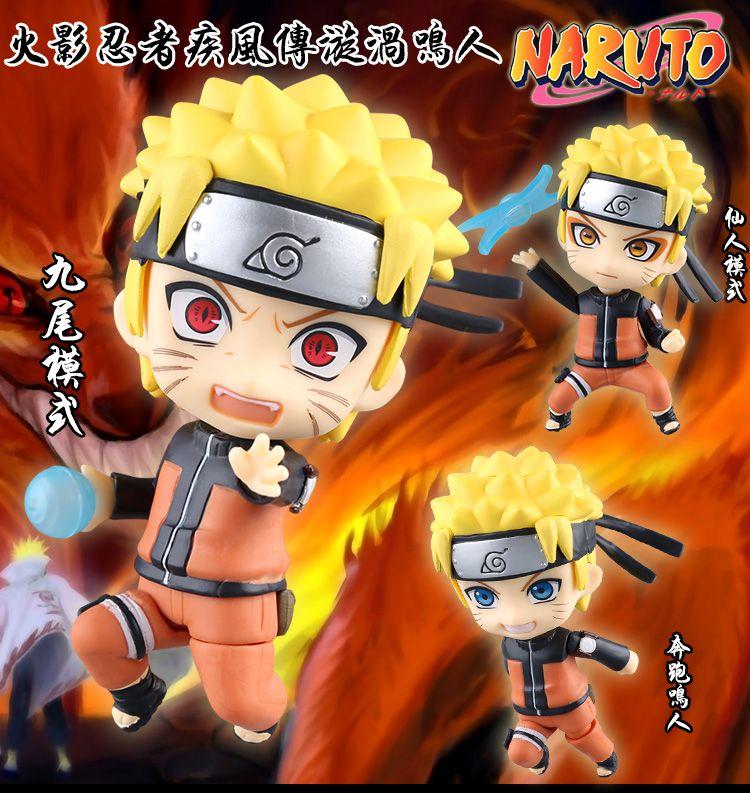 Nendoroid Naruto Uzumaki: Nendoroid Naruto Uzumaki (fake)